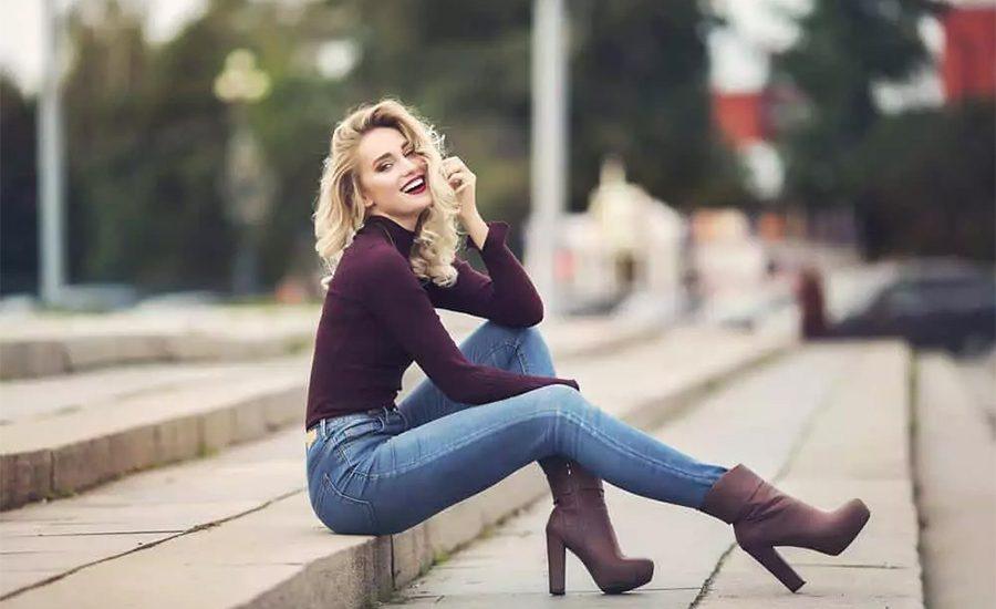 Jeans-et-femme